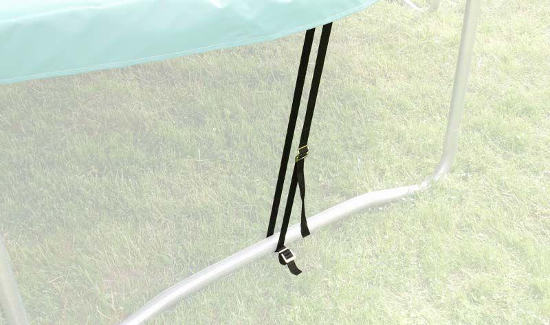 sturmanker set f r gartentrampoline trampoline von jumpmax g nstige riesentrampoline. Black Bedroom Furniture Sets. Home Design Ideas