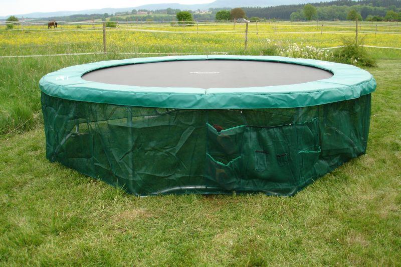trampolin rahmennetz trampoline von jumpmax g nstige. Black Bedroom Furniture Sets. Home Design Ideas