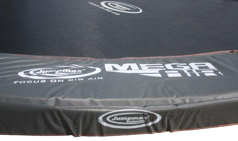 megaair 370cm jumpmax trampolin randabdeckung trampoline von jumpmax g nstige. Black Bedroom Furniture Sets. Home Design Ideas