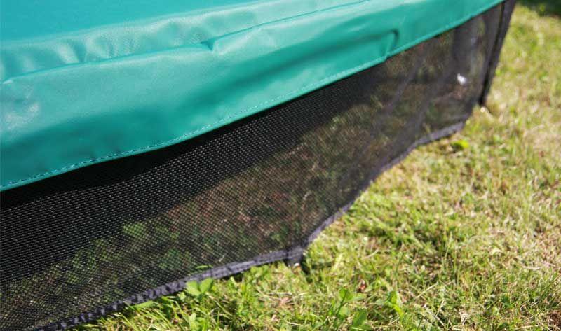 jumpmax megaair gartentrampolin 430 cm trampoline von jumpmax g nstige riesentrampoline. Black Bedroom Furniture Sets. Home Design Ideas