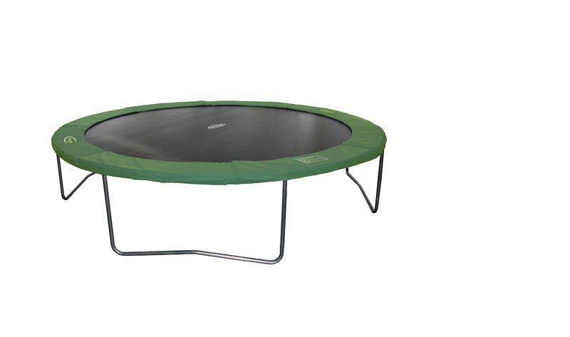 jumpmax megaair riesentrampolin 460 cm trampoline von. Black Bedroom Furniture Sets. Home Design Ideas