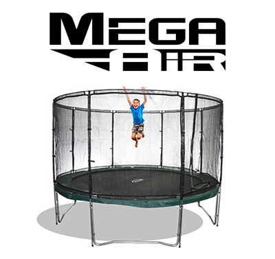 Jumpmax MegaAir Trampolin